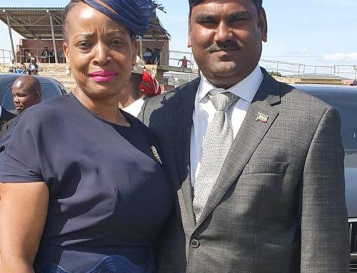 Princess Nombuso Zulu